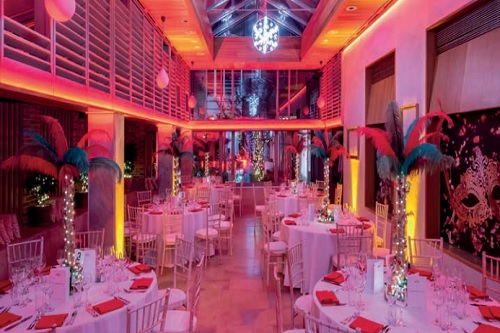11 Cavendish Square Christmas Party - Best Venues London