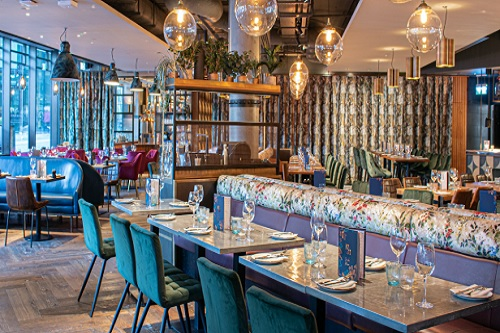 1751 Restaurant & Bar - Central London - Best Venues London