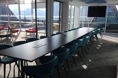 58VE Central London - meeting room image