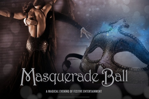 A Masquerade Ball in Swindon - Best Venues London