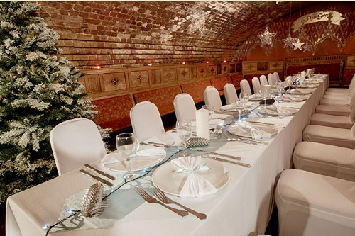 A Medieval Christmas at The Ivory Vaults - Best Venues London
