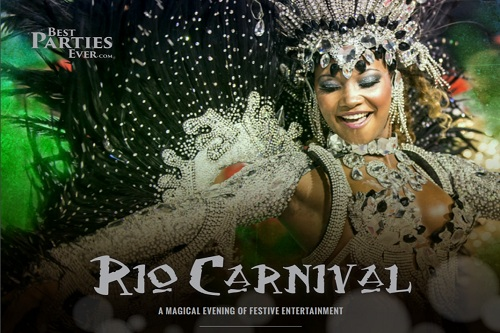 A Rio Carnival Christmas Party Events in London - Best Venues London
