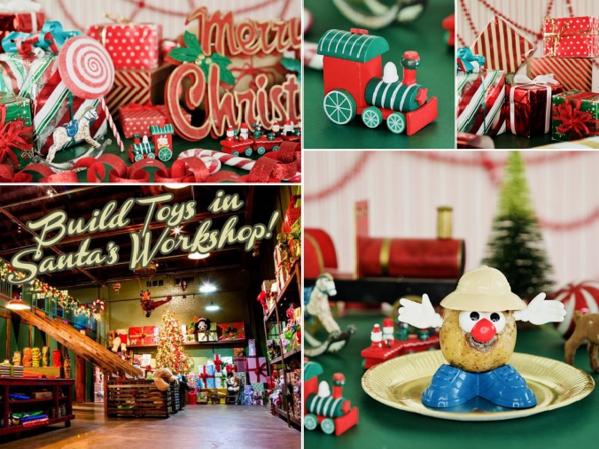 A Toy Factory Christmas Party 2018 - Best Venues London