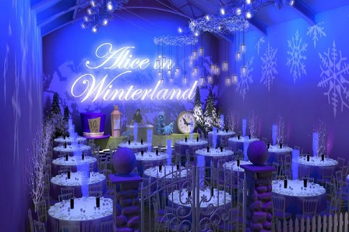 Alice in Winterland Christmas Party - Best Venues London