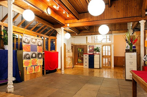 Arts & Exhibitions Space For Hire
