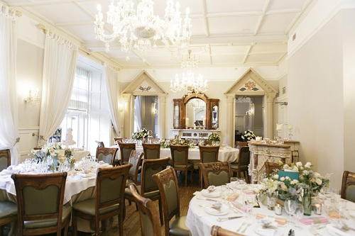 Berwick Lodge Wedding Reception
