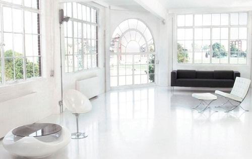 Modern Blank Canvas Studio Venue For Hire