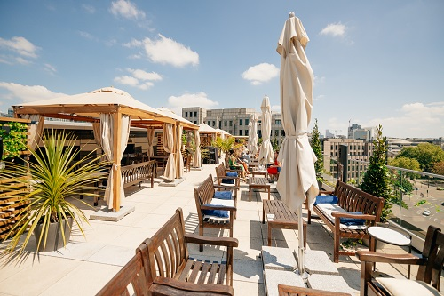 Book the Blue Orchid London