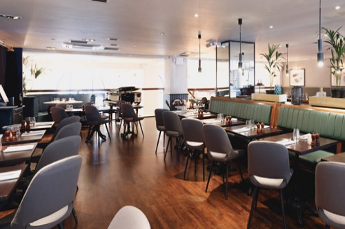 Browns Old Jewry Restaurant & Bar - Best Venues London