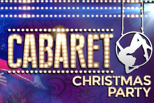 Cabaret Christmas Party In London