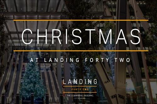 Celebrate Christmas At Landing 42 - Best Venues London