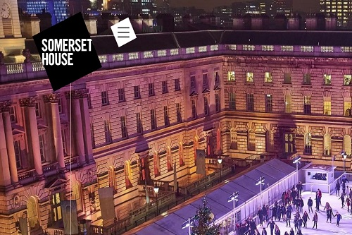 Celebrate Christmas At Somerset House - Best Venues London