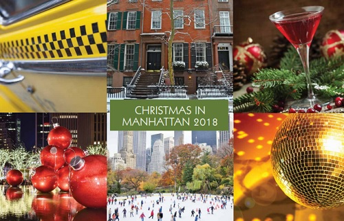 Celebrate Christmas in Manhattan - Best Venues London