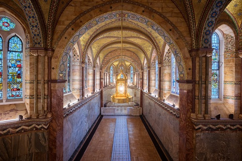 Fitzrovia Chapel Central London - Best Venues London