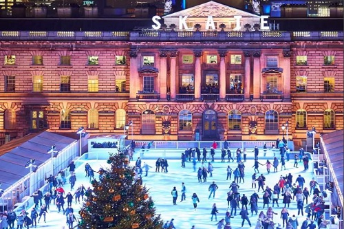 Christmas At Somerset House - Best Venues London
