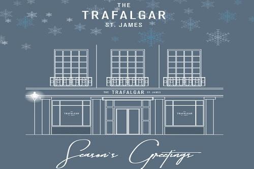 Christmas At The Trafalgar - Best Venues London