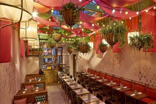 Cinnamon Bazaar Restaurant London