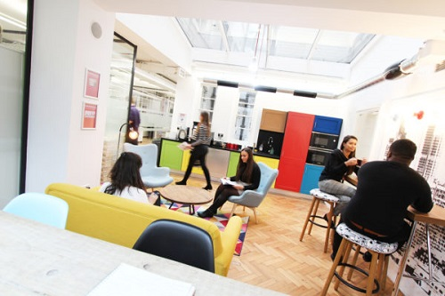 Book A Co-working Space Central London - Best Venues London