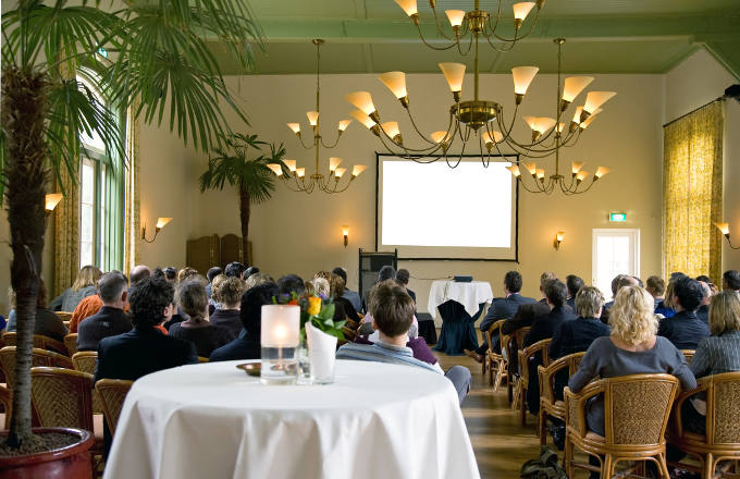 Conference in a classical surrounding