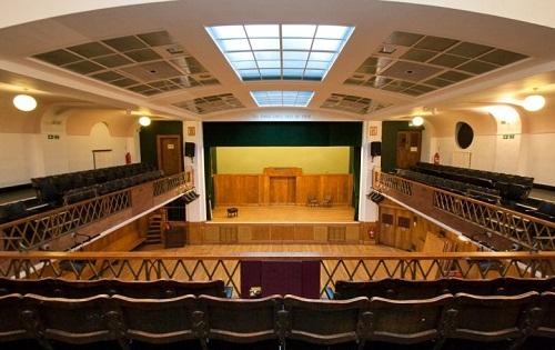 Conway Hall Grade II Venue