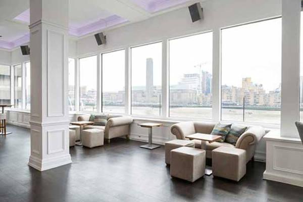 Corporate Venues London - River Rooms