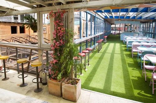 Book Dinerama - Central London Venue - Best Venues London