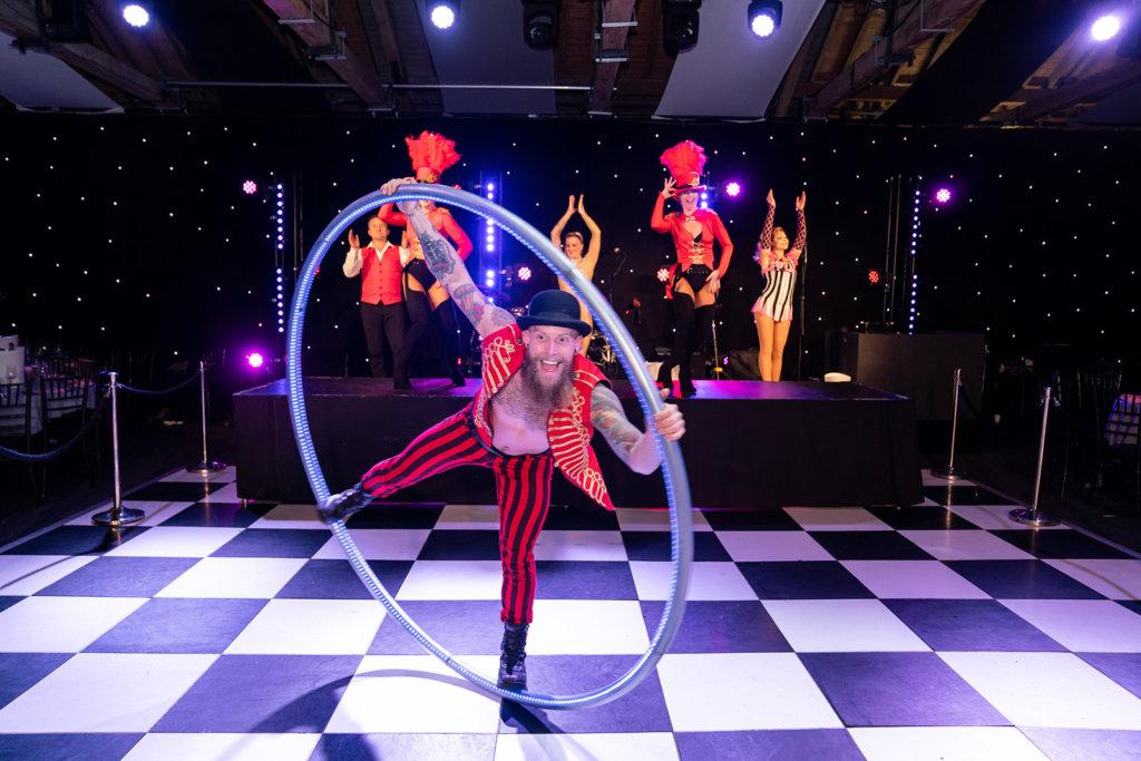 dream circus west london