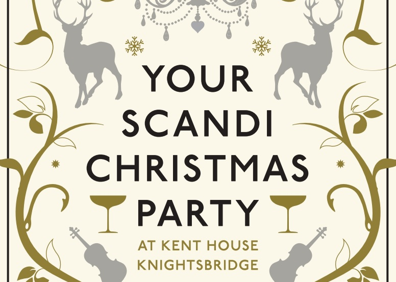 Have A Scandi Christmas At Kent House Knightsbridge - Best Venues London