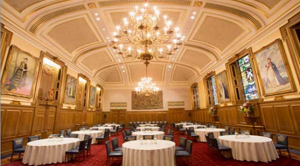 Historical Livery Hall Venue For Banquets & Events