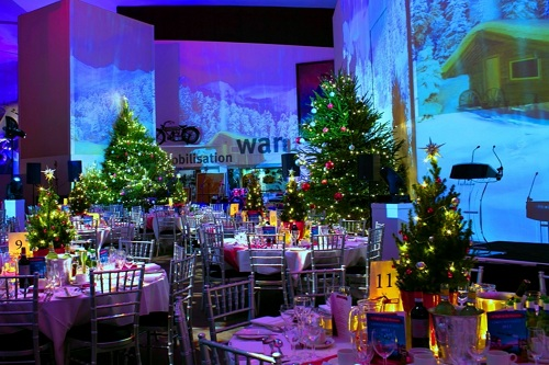 IWM North Christmas Party Venue 2017 - Best Venues London