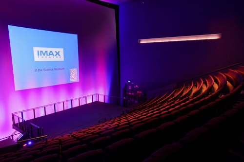 Imax Theatre at The Science Museum
