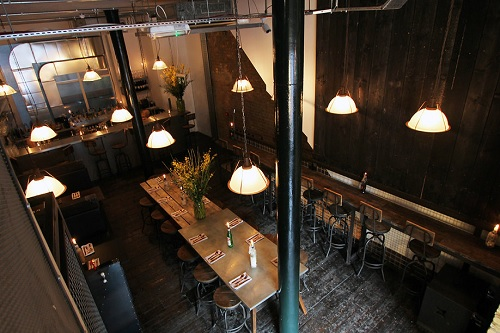 Hire The Iron Bloom Shoreditch for Events - Best Venues London