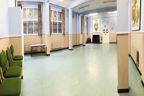 LCW Lower Hall