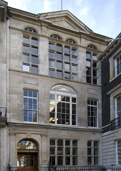 London Library – credit Paul Raftery