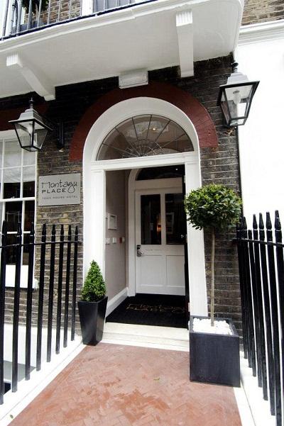 Hotels Near Wimpole Street