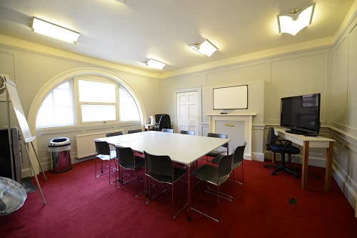 Grade II listed venue for hire