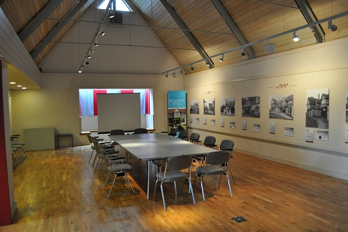 Meetings & Events At Blakesley Hall