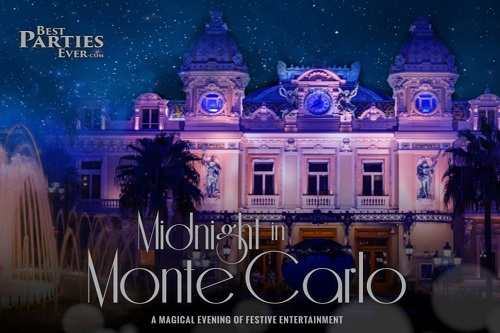 London Christmas Parties: Midnight in Monte Carlo - Best Venues London