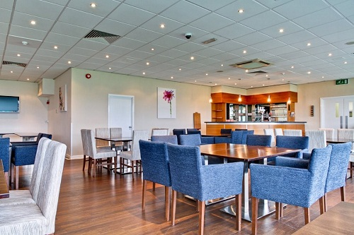 The Kia Oval Conference and Events Space - Montpellier Suite for meetings