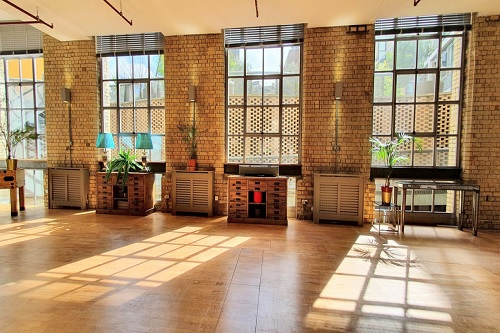 New Yorker Gallery London - Lumiere London