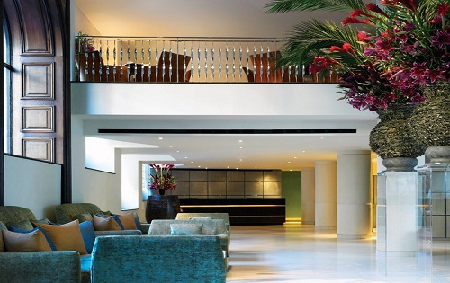 One Aldwych foyer