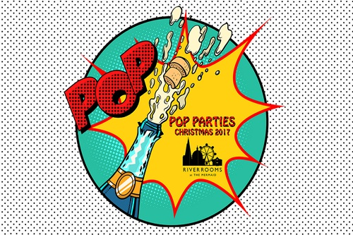 POP Parties Christmas at The River Rooms - Best Venues London