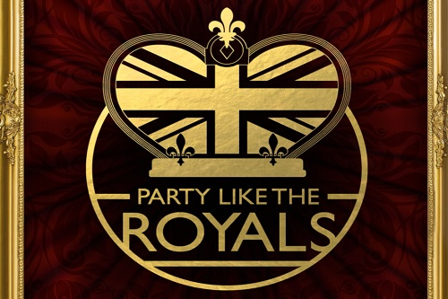 Party Like The Royals - A Christmas Brochure - Best Venues London