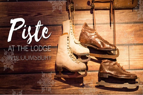 Piste At the Lodge Christmas Party - Best Venues London