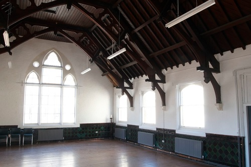 Saint Barnabas Dalston East London Venue - Best Venues London