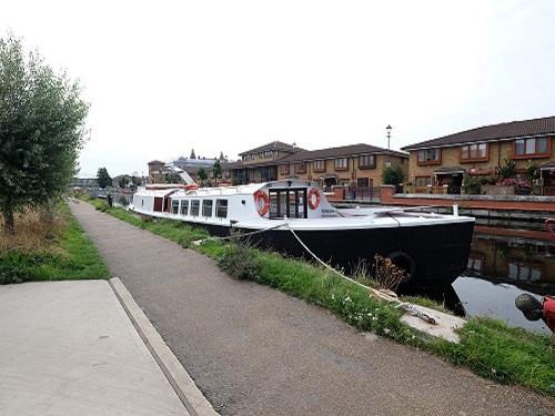 Book St Columba Boat Venue East London - Best Venues London