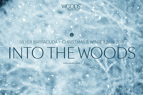 Step Into The Woods Christmas Party - Best Venues London