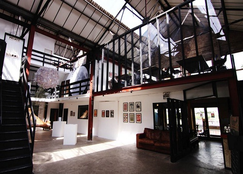Stour Space - Party & Exhibition Venue For Hire