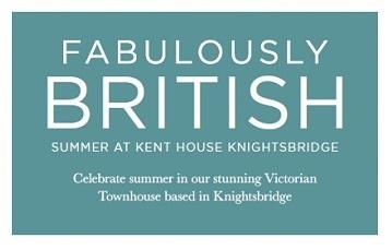 Summer At Kent House Knightsbridge
