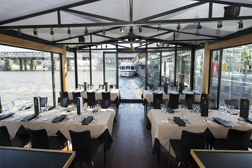 Bateaux London Symphony Boat Venue - Best Venues London